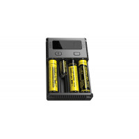 CHARGEUR NITECORE INTELLICHARGER 4