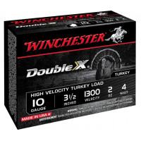 CARTOUCHES WINCHESTER DOUBLE X CALIBRE 10/89 56 G PB 4