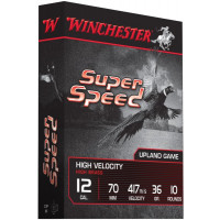 CARTOUCHES WINCHESTER SUPER SPEED G2 CAL 12 BJ 36 G PB 5