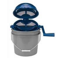 FRANKFORD QUICK-N-EZ ROTARY SIFTER KIT WITH BUCKET