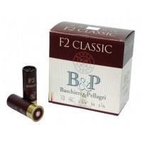 CARTOUCHES B&P F2 CLASSIC CAL 12 BG 34 G PB 9