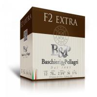 CARTOUCHES B&P F2 EXTRA CALIBRE 12 - 36 G - BJ - PB 5