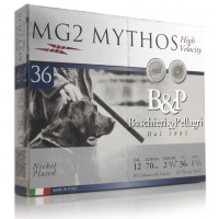 CARTOUCHES B&P MG2 MYTHOS HV CALIBRE 12 - 36 G - BJ - PB 7