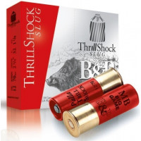 CARTOUCHES B&P BIG GAME THRILL SHOCK C12 CAL 12