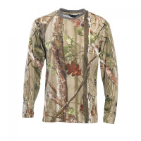 TEE SHIRT MANCHES LONGUES DEER HUNTER GH STALK CAMO M