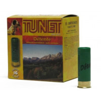 CARTOUCHES TUNET DETENTE CALIBRE 16 - 28 G - BJ - PB 4