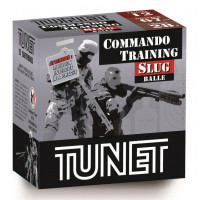 CARTOUCHES TUNET PACK COMMANDO TRAINING CAL 12 BG 28 G 0