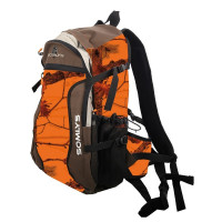 SAC A DOS SOMLYS CAMO ORANGE FIRE LUXE