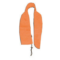 FOURREAU POLAIRE SOMLYS ORANGE