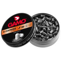 PLOMBS LOURDS GAMO G-HAMMER 4.5 PAR 200