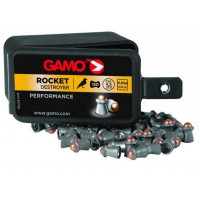 PLOMBS GAMO ROCKET CHASSE 4.5 PAR 150