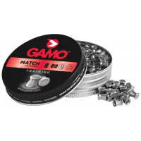 PLOMBS GAMO MATCH STRIE CALIBRE 5.5 PAR 250