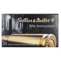 CARTOUCHES SELLIER BELLOT 33221 CAL 308WIN FMJ 9 55G