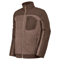 VESTE STAGUNT GADRAT ZIPPEE TURKISH COFFEE MARRON L