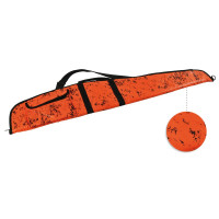 FOURREAU CARABINE PVC CAMO FLUO LONG 130 CM