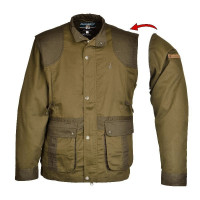 VESTE CHASSE PERCUSSION SAVANE 2XL