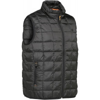 GILET WARM NOIR 2XL