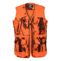 GILET CHASSE STRONGER GHOSTCAMO M