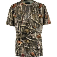 T shirt manches courtes Ghost Camo Wet M