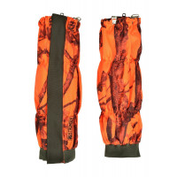 GUETRES CHASSE STRONGER GHOSTCAMO BLAZE/BLACK