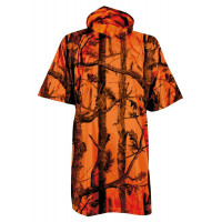 PONCHO PERCUSSION GHOST CAMO BLAZE