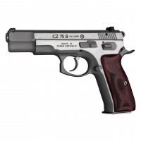 PISTOLET CZ 75B NEW EDITION INOX CALIBRE 9X19