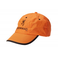 CASQUETTE BROWNING JEUNE CHASSEUR ORANGE FLUO