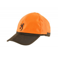CASQUETTE BROWNING BIFACE MARRON ORANGE