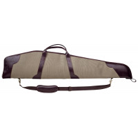 FOURREAU BROWNING HERITAGE CARABINE A LUNETTE CUIR/COTON 122 CM