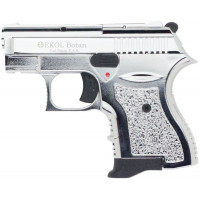 PISTOLET EKOL BOTAN CALIBRE 9 MM PA CHROME