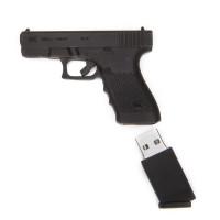 CLE USB GLOCK PISTOLET 8 GB