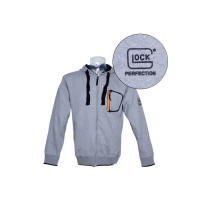 SWEAT GRIS GLOCK PERFECTION 2XL