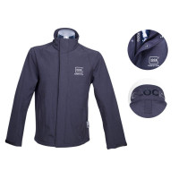 BLOUSON SOFTSHELL GLOCK GRIS PERFECTION M