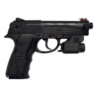 PISTOLET CO2 CROSMAN TAC C31 4.5 BB
