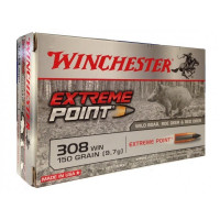 BALLES WINCHESTER EXTREME POINT CALIBRE 308 WIN 150 GR