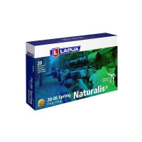 BALLES LAPUA NATURALIS CALIBRE 30-06 170 GR
