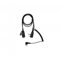 CABLE MICRO CRAVATE À PINCE - CASQUE SPORTTAC RADIOCOM MIDLAN