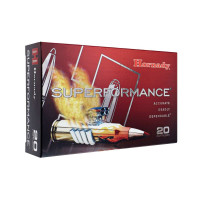 BALLES HORNADY SUPERFORMANCE INTERBOND CALIBRE 30-06 180 GR 81188