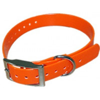 COLLIER HB DOG BIOTHANE BIOGOLD 2.6X600X25 MM ORANGE