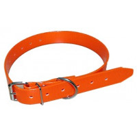 COLLIER HB DOG ECO POLYURETHANE 650X25MM ORANGE