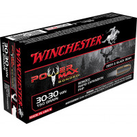 BALLES WINCHESTER POWER MAX BONDED CALIBRE 30-30 WIN 150 GR