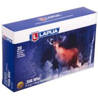 BALLES LAPUA NATURALIS CALIBRE 308 WIN 170 GR