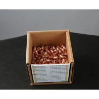 OGIVES CAMPRO CAL 9MM 124GR RN CUIVREES X 500