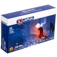 BALLES LAPUA CALIBRE 308 WIN 185 GR