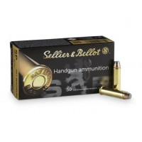 BALLES SELLIER BELLOT CALIBRE 357 MAGNUM SP 158 GR