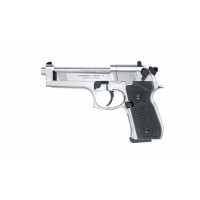 PISTOLET CO2 UMAREX BERETTA M 92 FS CHROME CAL. 4.5 MM