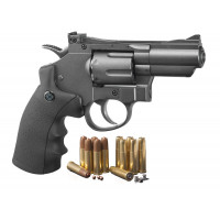 REVOLVER CO2 CROSMAN 357 BLK CAL. 4.5 MM