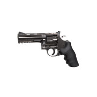 REVOLVER CO2 DAN WESSON 715 STEEL GREY CAL 4.5 BB 6 POUCES