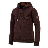 SWEAT ENFANT STAGUNT BOUJOU BARK MARRON 12 ANS