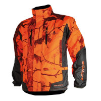 VESTE DE TRAQUE SOMLYS SPIRIT TRACK CAMO FIRE ORANGE L